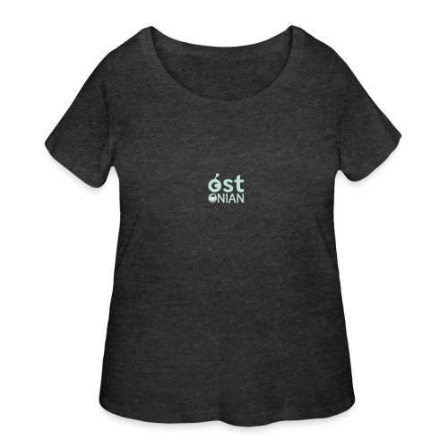 ostonian - Women's Curvy T-Shirt