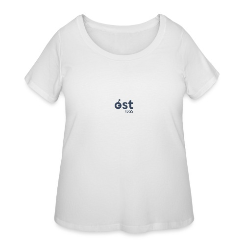 ost #jgs - Women's Curvy T-Shirt