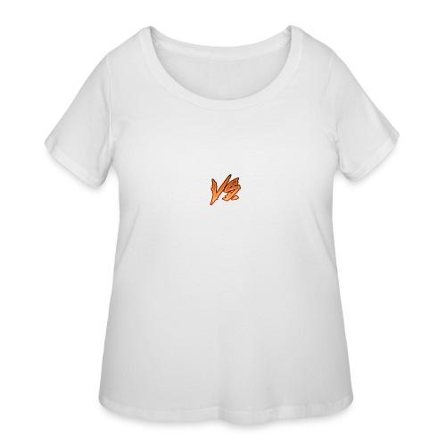 VS LBV merch - Women's Curvy T-Shirt
