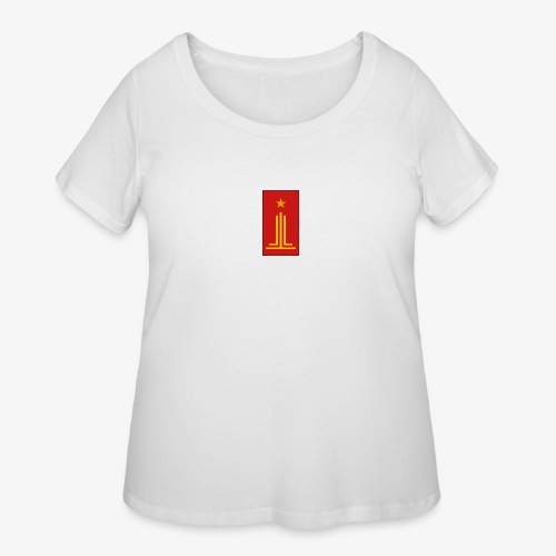 PPG - Women's Curvy T-Shirt