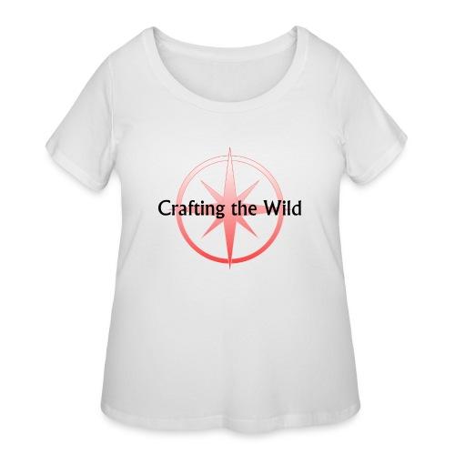 Crafting The Wild - Women's Curvy T-Shirt