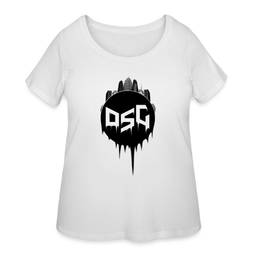 DSG Casual Women Hoodie - Women's Curvy T-Shirt