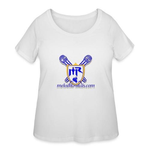 MR com - Women's Curvy T-Shirt