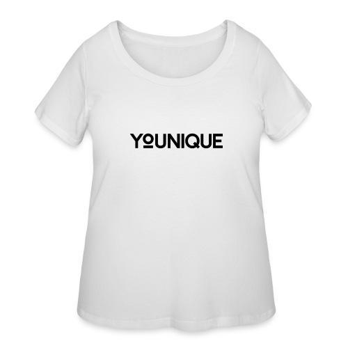 Uniquely You - Women's Curvy T-Shirt