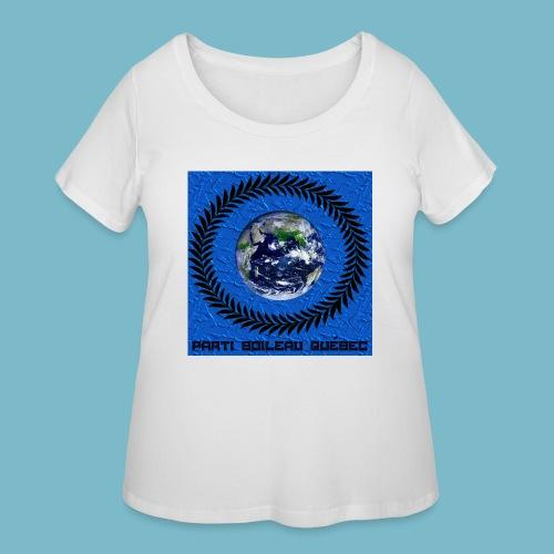 party boileau 5 - Women's Curvy T-Shirt