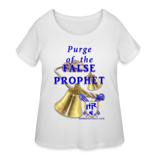 Purge T - Women's Curvy T-Shirt