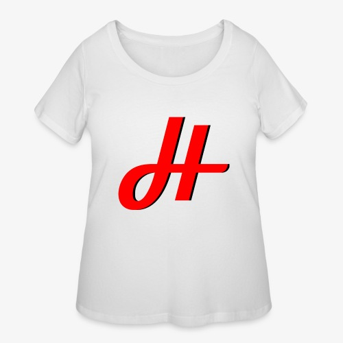 The Humaway Collection - Women's Curvy T-Shirt
