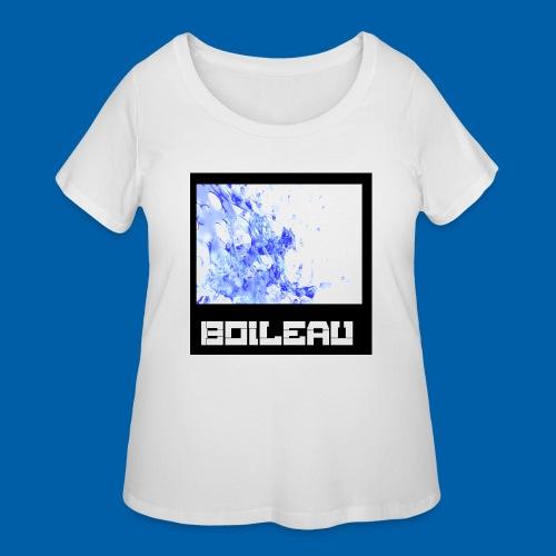 5 - Women's Curvy T-Shirt