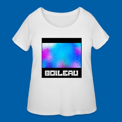 6 - Women's Curvy T-Shirt