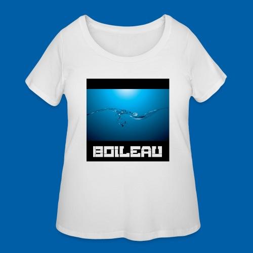 7 - Women's Curvy T-Shirt