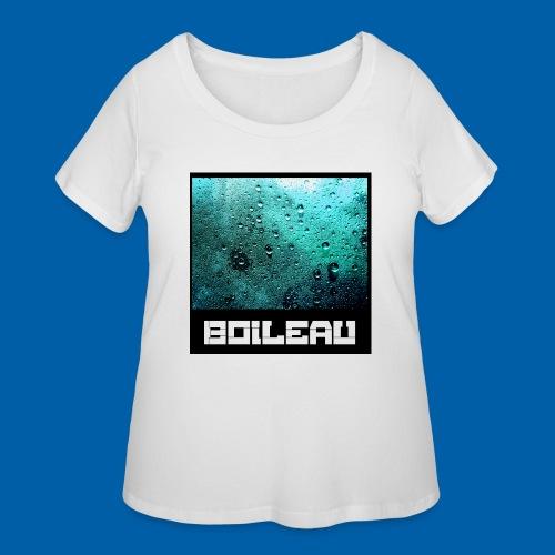 9 - Women's Curvy T-Shirt