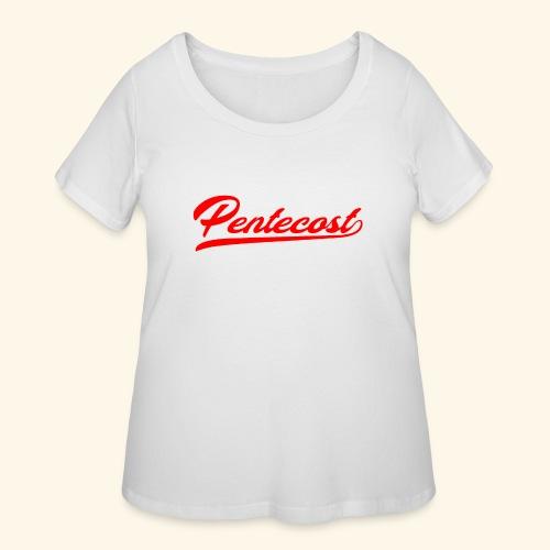 Pentecost T-Shirt - Women's Curvy T-Shirt
