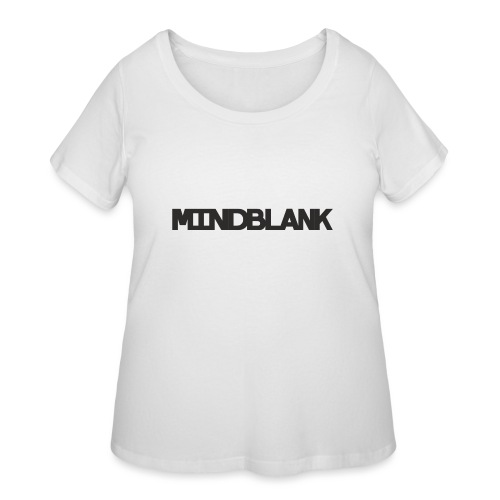 Mind Blank Sports - Women's Curvy T-Shirt