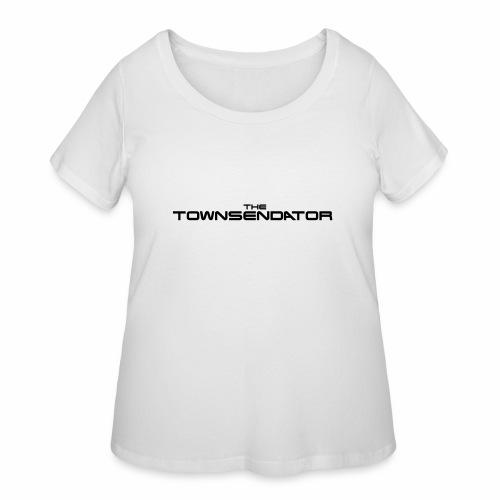 townsendator - Women's Curvy T-Shirt