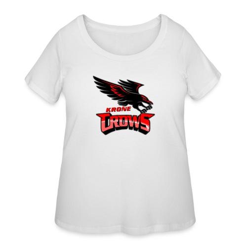 Krone FINAL - Women's Curvy T-Shirt