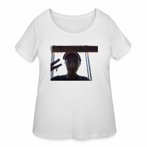 15300638421741891537573 - Women's Curvy T-Shirt