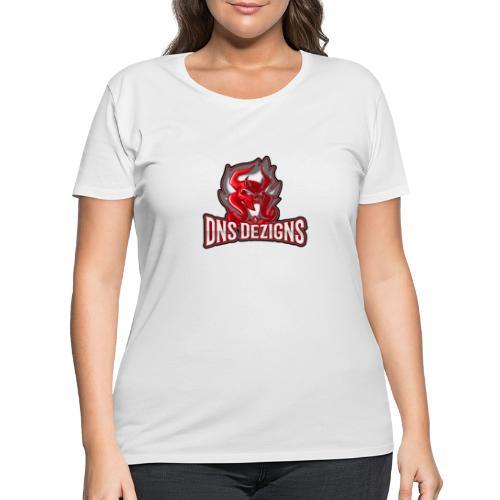 DNS Original - Women's Curvy T-Shirt