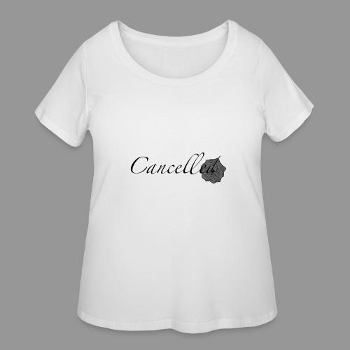Cancelled - Women's Curvy T-Shirt
