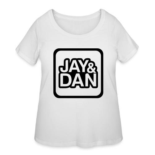 Jay and Dan Baby & Toddler Shirts - Women's Curvy T-Shirt