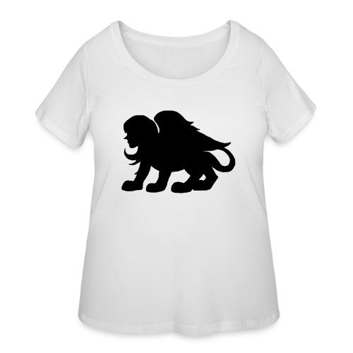 poloshirt - Women's Curvy T-Shirt