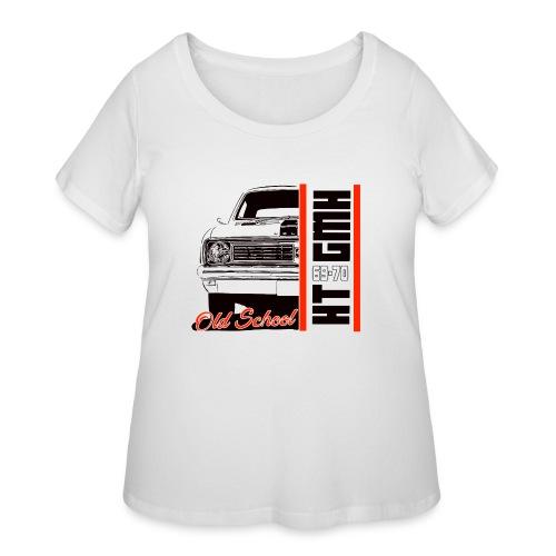HT 1/2 OLD - Women's Curvy T-Shirt