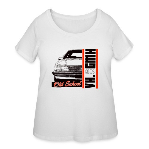VH 1/2 OLD - Women's Curvy T-Shirt