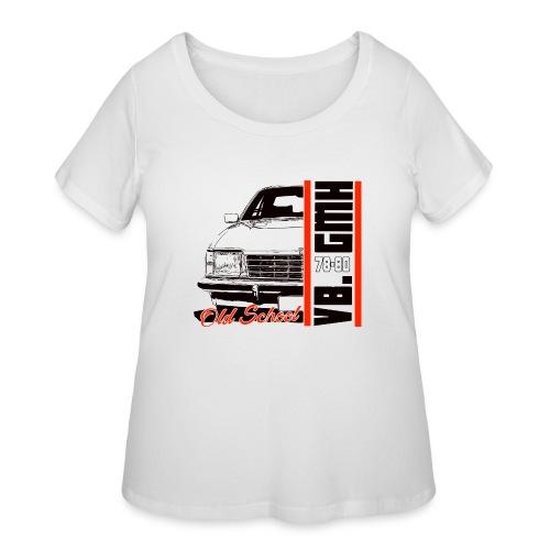 VB 1/2 OLD - Women's Curvy T-Shirt