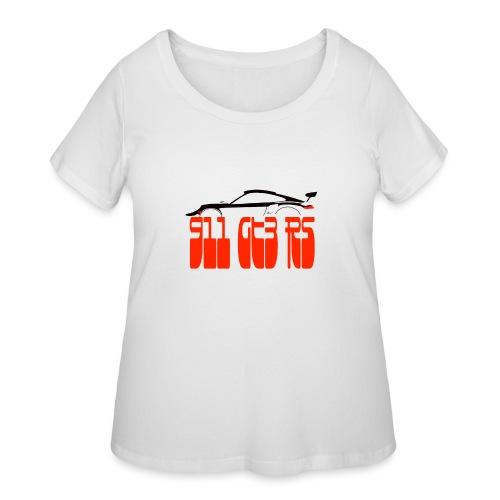 EURO POR - Women's Curvy T-Shirt
