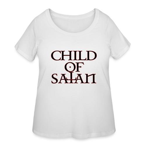 Child Of Satan - Women's Curvy T-Shirt