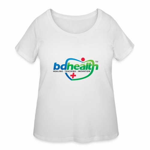 Medical Care - Women's Curvy T-Shirt