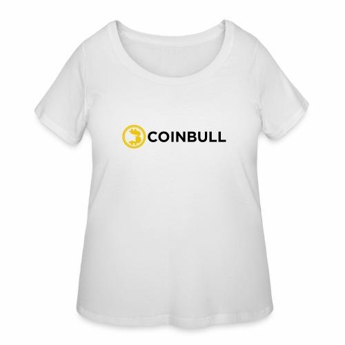 Coinbull - Women's Curvy T-Shirt