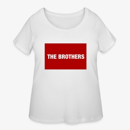 The Brothers - Women's Curvy T-Shirt