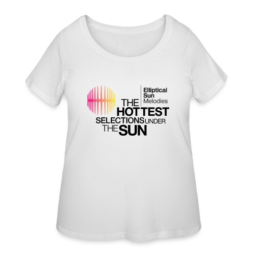 esm selection3 png - Women's Curvy T-Shirt