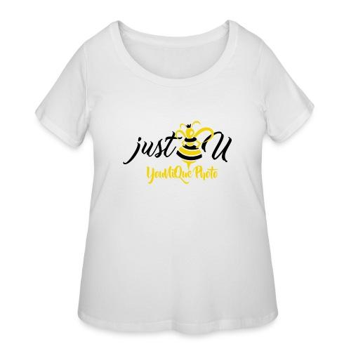 BeeYourSelf - Women's Curvy T-Shirt