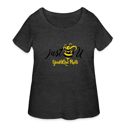 BeeYourSelf - Women's Curvy T-Shirt