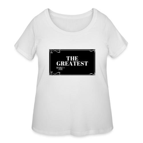 MOTIVATION / AFFIRMATION - Women's Curvy T-Shirt