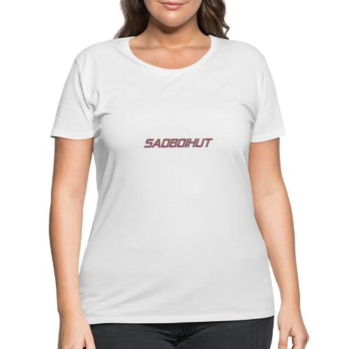 SadboiHut Updated - Women's Curvy T-Shirt