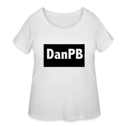 DanPB - Women's Curvy T-Shirt