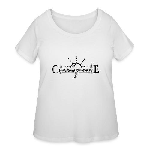 Chiwawausmokwe - 7thGen - Women's Curvy T-Shirt