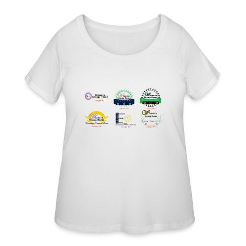Winners Group Home - Women's Curvy T-Shirt