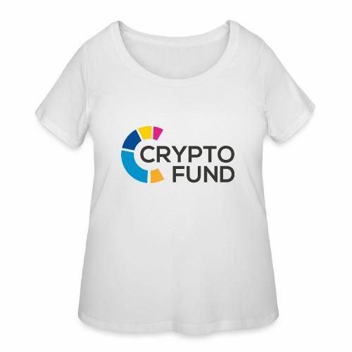Cryptofund - Women's Curvy T-Shirt