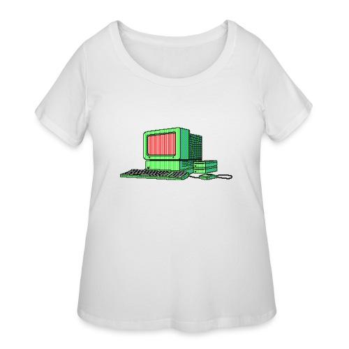 GS - Women's Curvy T-Shirt