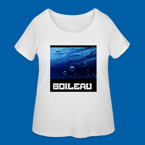 1 - Women's Curvy T-Shirt