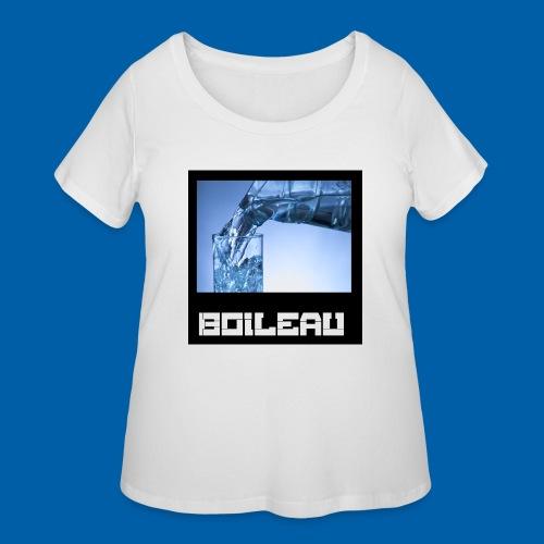 2 - Women's Curvy T-Shirt