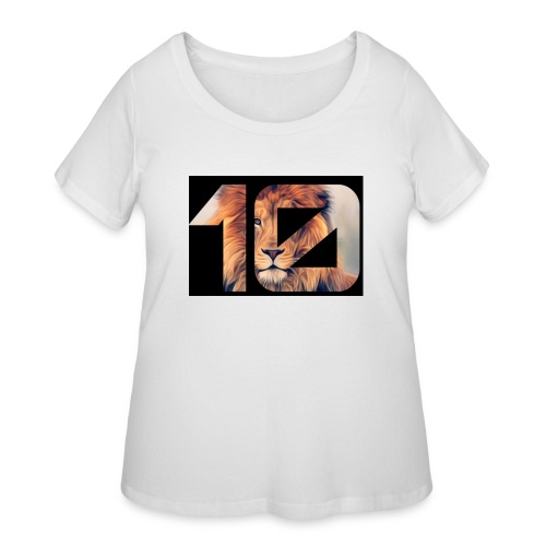 YRBN - Women's Curvy T-Shirt