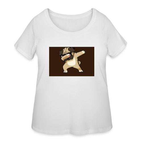 7FD307CA 0912 45D5 9D31 1BDF9ABF9227 - Women's Curvy T-Shirt