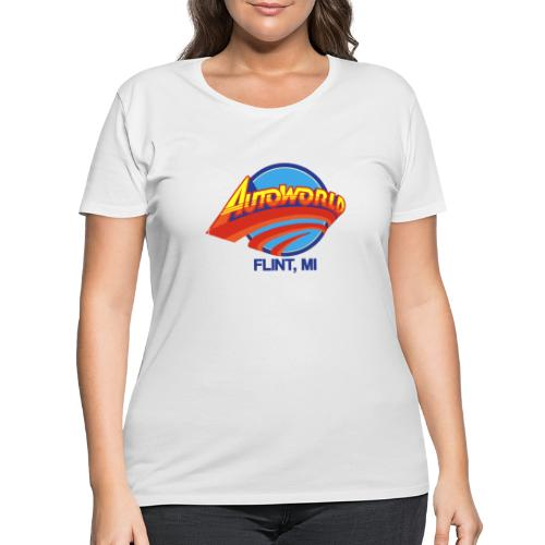 Autoworld - Women's Curvy T-Shirt