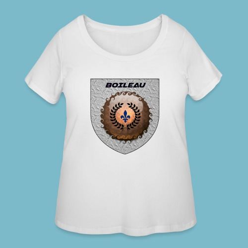 BOILEAU 1 - Women's Curvy T-Shirt