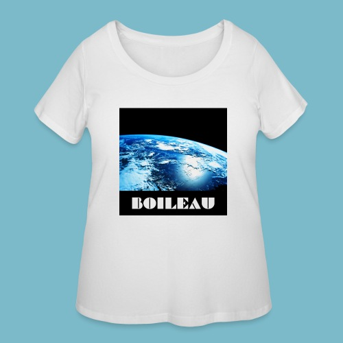 13 - Women's Curvy T-Shirt