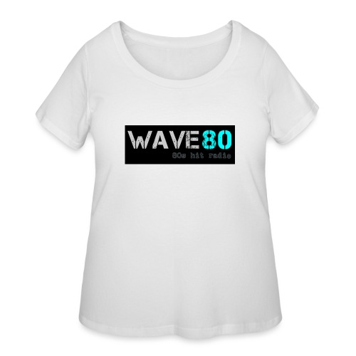 Main Logo - Women's Curvy T-Shirt